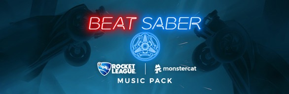Beat Saber – Rocket League x Monstercat Music Pack